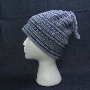 Columbia Youth OS Blue Winter Hat